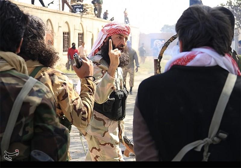 روایت تصاویر از اولین پروژه سینمایی ایران در مورد داعش