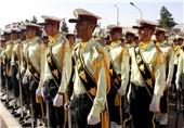 مراسم صبحگاه مشترک نیروهای مسلح انتظامی در اصفهان برگزار شد