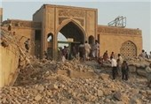Syrian Fighters Destroy Historic Muslim Tomb