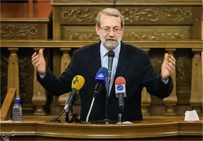 Iran Speaker: Big Powers behind Middle East Conflicts