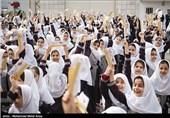 مراسم نمادین جشن عاطفهها در کرمان برگزار شد