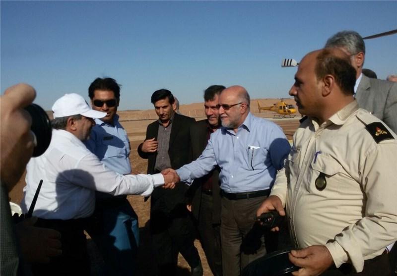 آغاز تولید زودهنگام نفت از میدان آذر در سال ٩٤/«آناهیتا» تنها پالایشگاه اولویتدار وزارت نفت