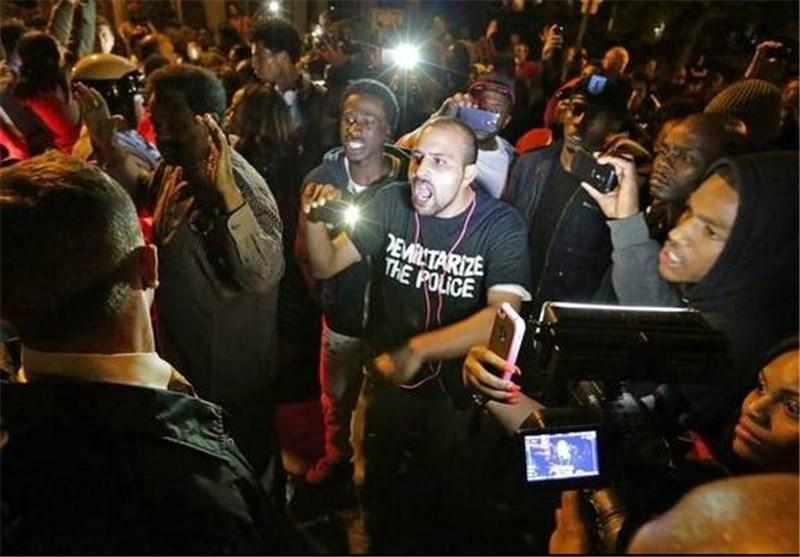 موج جدید اعتراضات در شهر فرگوسن آمریکا/ معترضان: این یک مبارزه طولانی است