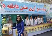 مردم استان مرکزی در جشنعاطفهها بیش از یک میلیارد تومان کمک کردند