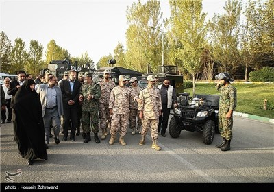 Training Course of Special Force Unit of Iran's Police