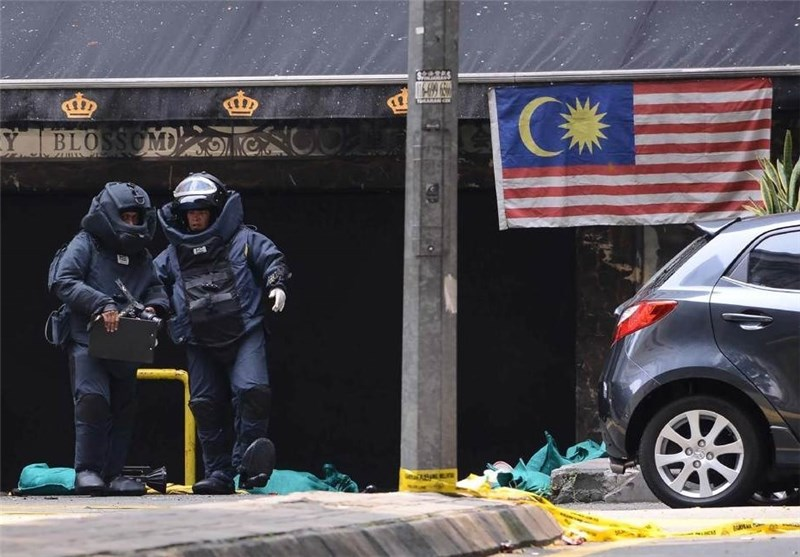 One Dead, 12 Injured in Malaysia Grenade Blast: Police