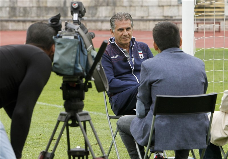 Carlos Queiroz Looks Forward to Bahrain Match