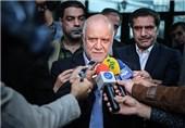 نامدار زنگنه وزیر نفت