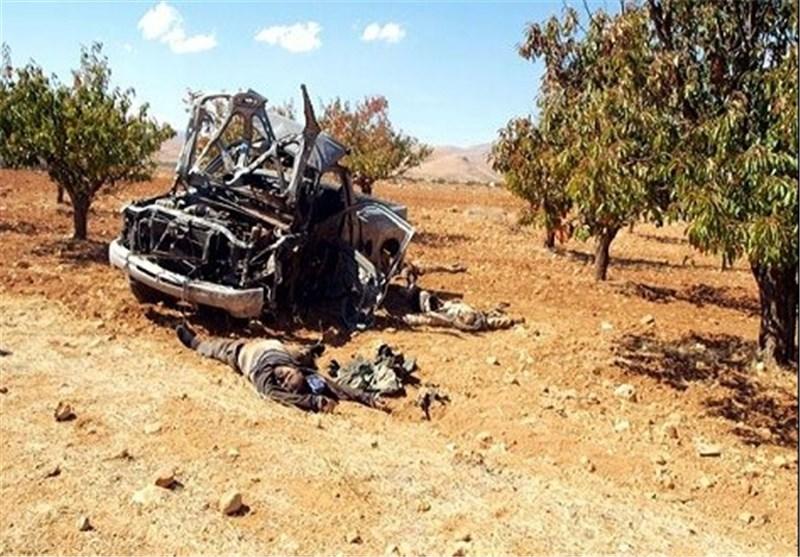 الجیش السوری یحبط هجوم الإرهابیین فی القلمون على الحدود مع لبنان ویکبدهم خسائر فادحة