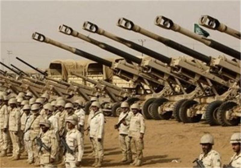 تحشید عسکری سعودی عند الحدود المشترکة من الیمن