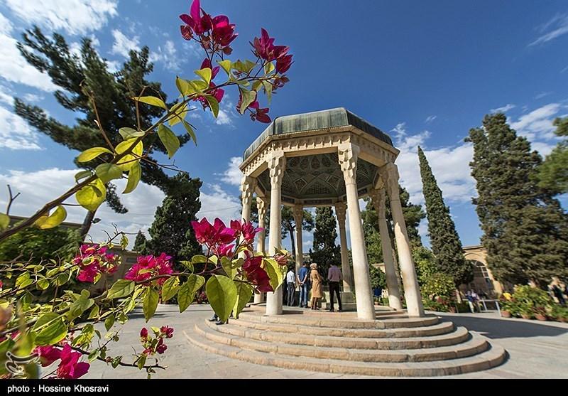 عکس های جدید آرامگاه حافظ