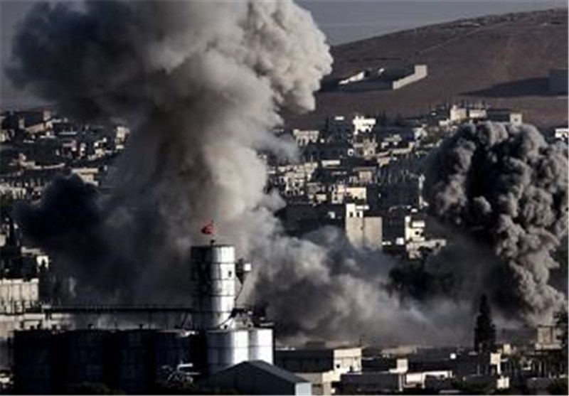 Kurdish Fighters Regain Ground in Kobane