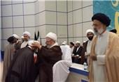 مراسم عمامه گذاری طلاب توسط آیت الله سبحانی در قم برگزار میشود