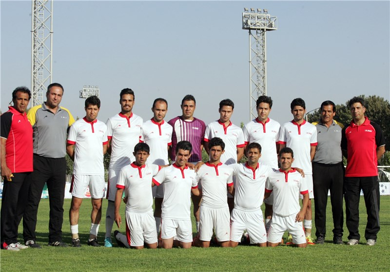 Iran Football 7-a-side Beats Japan in Asian Para Games