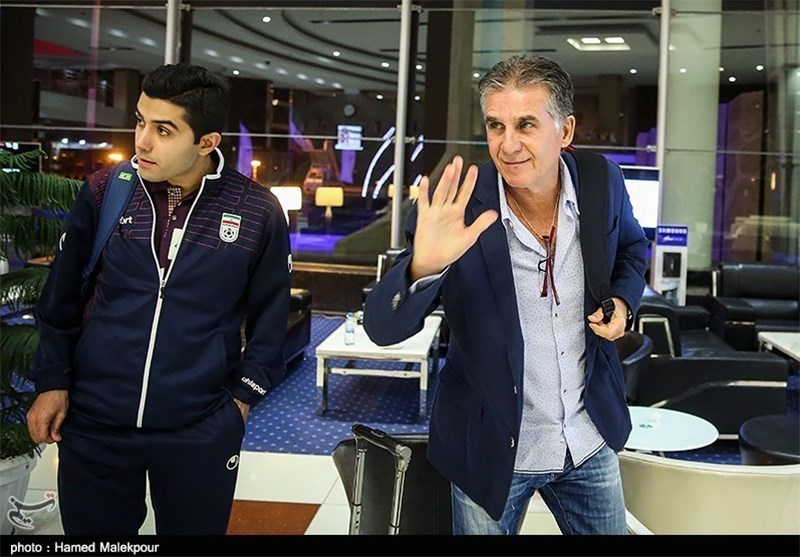 Football Is in DNA of Iranian People, Carlos Queiroz Says