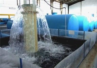 تاسیسات آب شیرینکن ۷۰ هزار متر مکعبی برای تامین آب جم ایجاد میشود