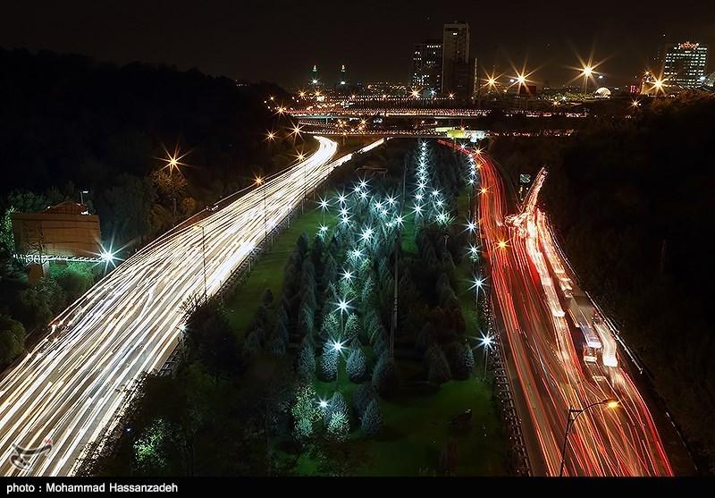 139307202051183123831454 پل طبیعت در تهران افتتاح شد + تصاویر مراسم