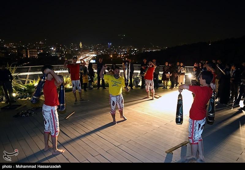 139307202051186873831454 پل طبیعت در تهران افتتاح شد + تصاویر مراسم