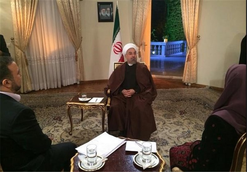 President Rouhani Sees Final Iran Nuclear Deal within Reach
