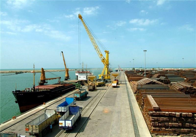 صادرات کالا در بندر امیرآباد 22 درصد رشد داشت