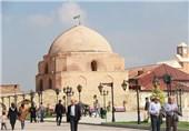 کاوشهای باستانشناسی در مسجد جامع ارومیه ادامه مییابد
