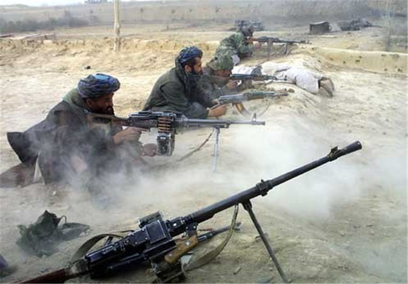 Taliban Suicide Attack Wounds 3 Afghan Police, Forces Kill 37 Militants