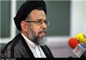 نشست خبری حجت الاسلام علوی وزیر اطلاعات