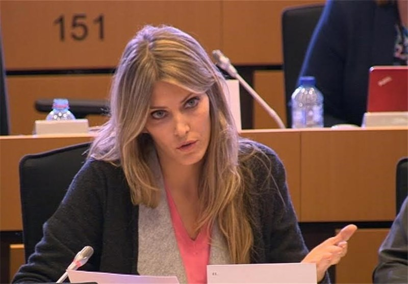 European MP Upbeat about Future of Iran-EU Economic Ties