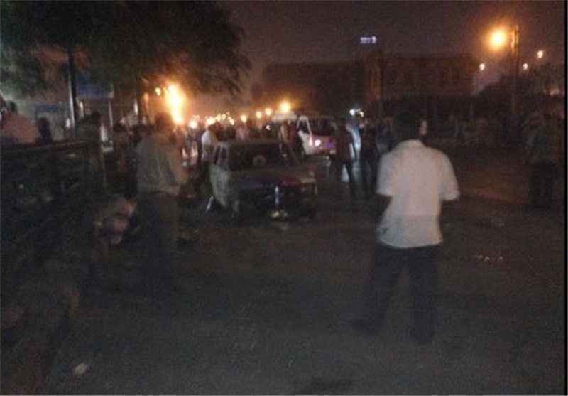 Bomb Wounds 3 in Egyptian Capital