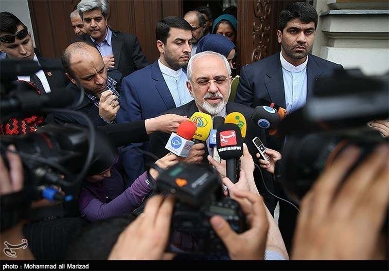 Relations with Neighbors Top on Iran's Agenda: Zarif