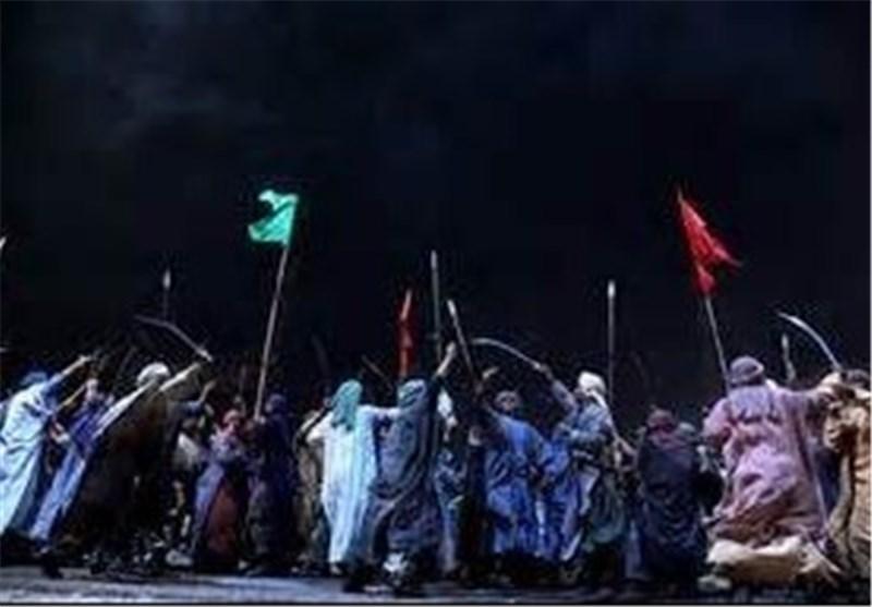 نمایش فصل شیدایی در سمنان آغاز شد