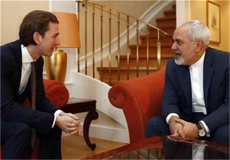 وزیر الخارجیة ونظیره النمساوی یلتقیان فی فیینا علی هامش المفاوضات النوویة