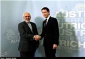 Iranian, Austrian FMs Meet in Vienna