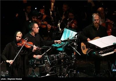 Kitaro Gives Concert in Tehran