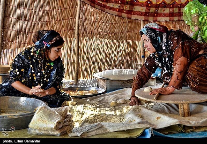 زنان عشایر - فارس