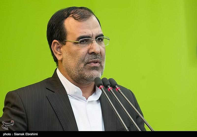 علی اباذری معاون تدوین و ترویج سازمان استاندارد در نماز جمعه تهران