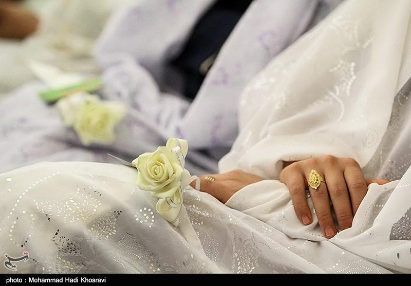 چهارمین جشن ازدواج 250 نفر از طلاب استان فارس