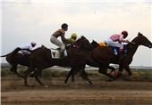 هفته پایانی و قهرمانی مسابقات اسبدوانی پائیزه کشور در آققلا برگزار شد