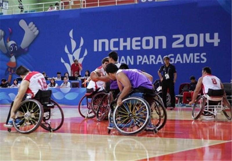 Iran's Wheelchair Basketball Defeats Thailand in Asian Para Games