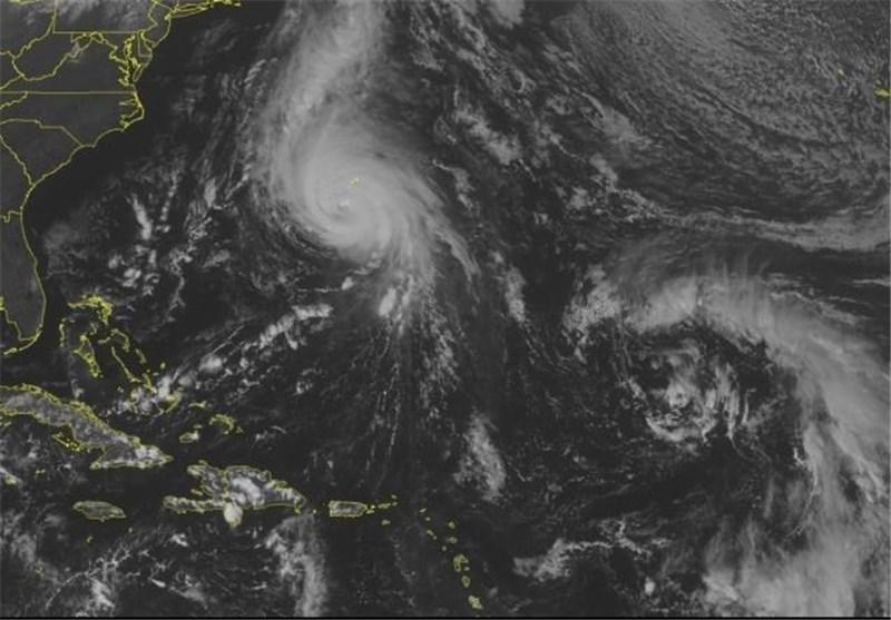 الساحل الشرقی للولایات المتحدة یستعد لوصول الاعصار فلورنس