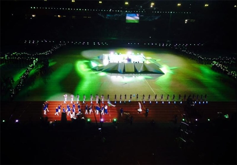 Opening Ceremony of 2nd Asian Para Games Held in Incheon