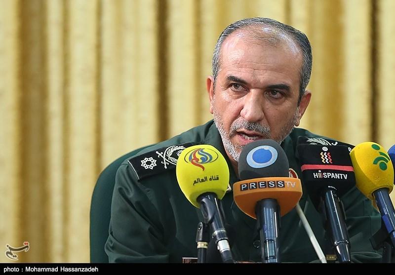 رئیس اداره امنیت ستاد کل نیروهای مسلح: سپاه در آیندهای نزدیک انتقام سختتری را به دشمن تحمیل خواهد کرد