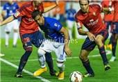 فیلم؛ گلزنی نکونام در بازی اوساسونا 3-2 تنه ریف
