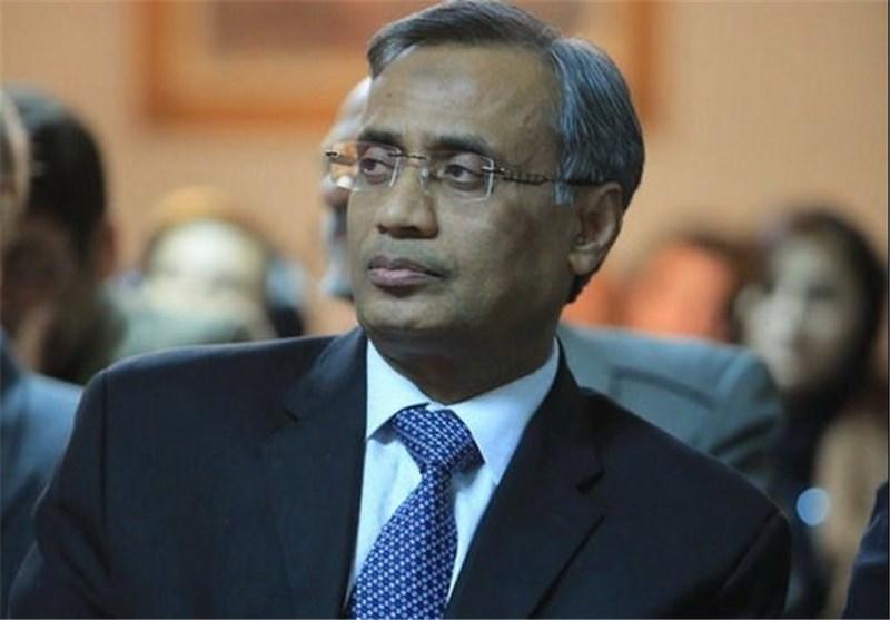 نورمحمد جدمانی سفیر پاکستان