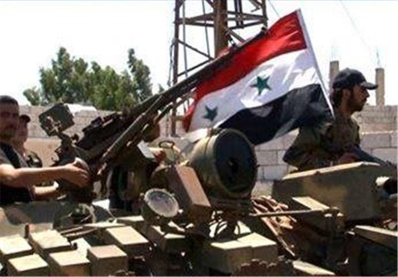 الجیش السوری یتقدم فی حماه ویصد هجوماً لإرهابیین عند الحدود الأردنیة
