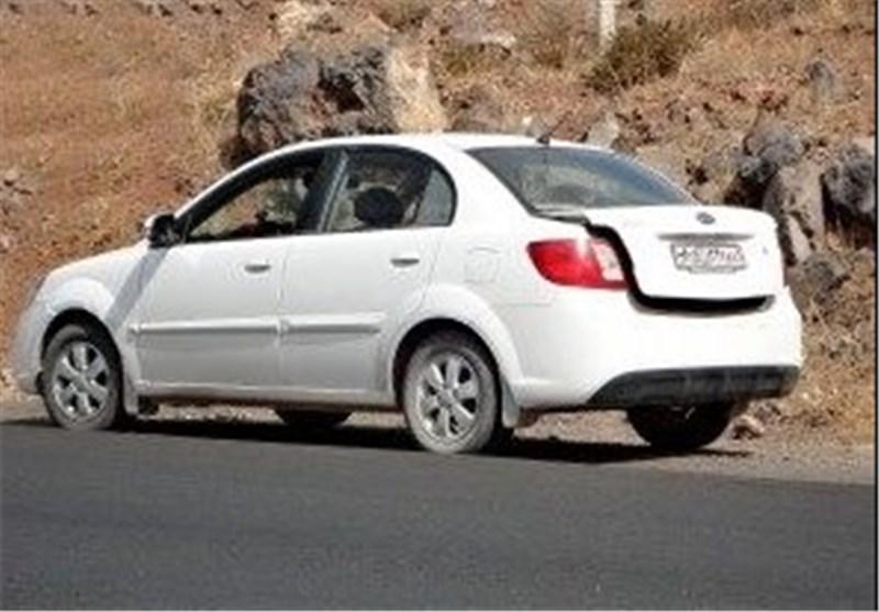الجیش السوری یضبط سیارة مفخخة فی السویداء + صور