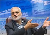 محمدرضا راهچمنی از غرفه خبرگزاری تسنیم بازدید کرد