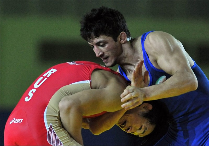 Iran's Soryan to Participate in Bulgarian Wrestling Tournament