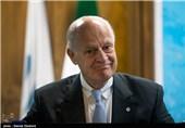 استفان دمیستورا نماینده ویژه دبیرکل سازمان ملل در امور سوریه