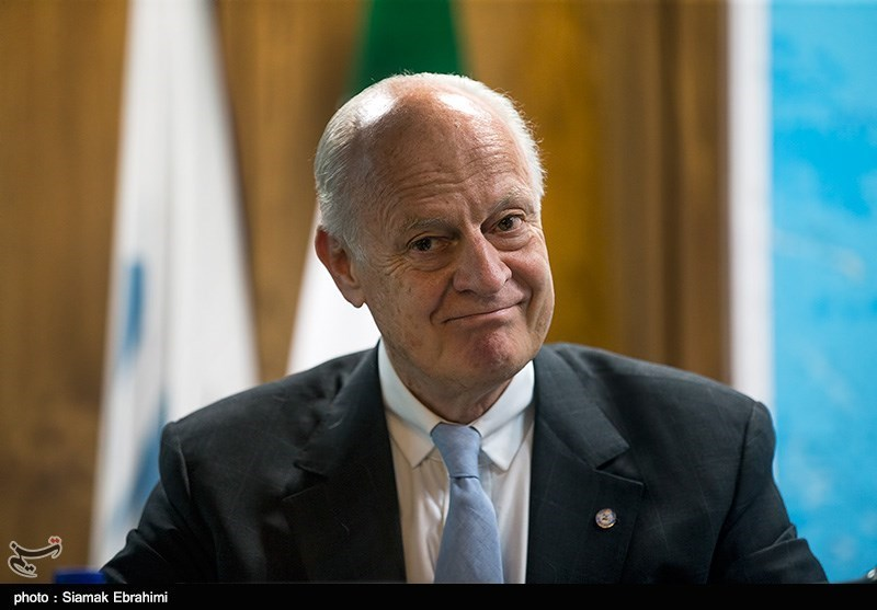 دیمیستورا: مذاکرات ژنو درباره سوریه 8 آذر برگزار میشود